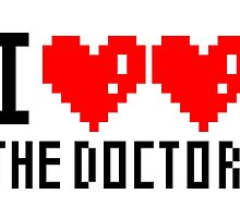 I Love The Doctor by pardock