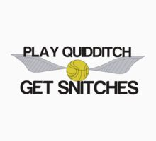 Play Quidditch, Get Snitches by subcarbonate