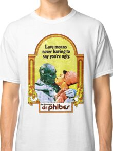 Abominable Dr. Phibes - Love  Classic T-Shirt