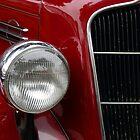 Headlights Plymouth Classic by Luis Fernando Del Águila Mejía