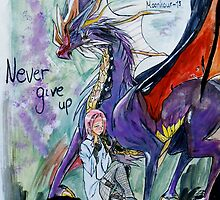 Never Give Up by Moonhour