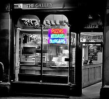 Neon Takeaway by Andrew Pounder