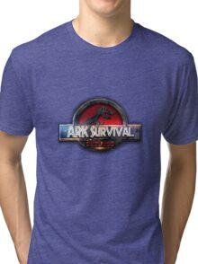 ARK JURASSIC EVOLVED Tri-blend T-Shirt