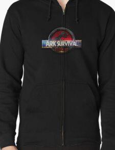 ARK JURASSIC EVOLVED Zipped Hoodie