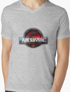 ARK JURASSIC EVOLVED Mens V-Neck T-Shirt