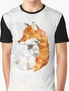 POLY : Fox Graphic T-Shirt