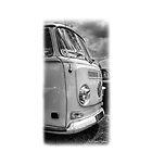 VW Camper van by Mark  Swindells