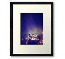 Kiss Me Framed Print