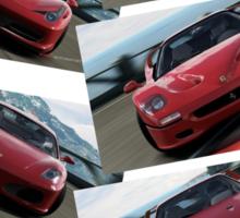 Ferrari Mood Sticker