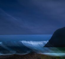 Blue Cove #6    Falling Tide by Kevin  Marston