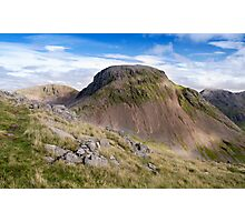 Great Gable, Lake District National Park Photographic Print