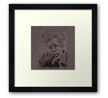 Jimmy Framed Print