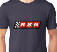 Racing Sports Network - Cars  Unisex T-Shirt