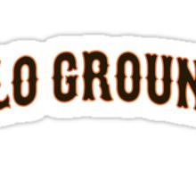 Polo Grounds Sticker