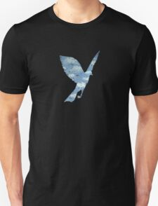 Surrealist Bird Unisex T-Shirt