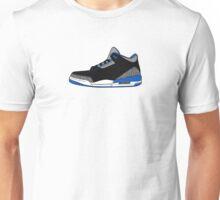 J3 Sports Blue Unisex T-Shirt
