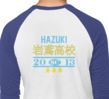 iwatobi sc nagasi Men's Baseball ¾ T-Shirt