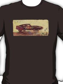 Vintage Look AMC Javelin Trans-Am Pony Car T-Shirt