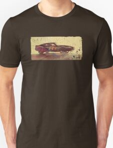 Vintage Look AMC Javelin Trans-Am Pony Car Unisex T-Shirt