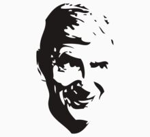 Wenger Cheeky Face by LukeSimms