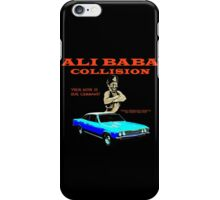 Ali Baba Collision - Your Wish is Our Command iPhone Case/Skin