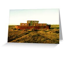 Noah's Ark - Blakeney Quay  Greeting Card