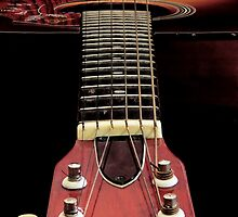 Guitar Neck by bannercgtl10
