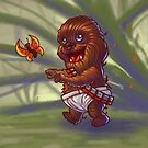 Baby Chewy by Anthony Mata