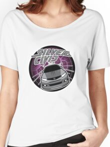 The Silver Civic Women's Relaxed Fit T-Shirt