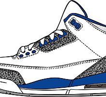 J3 True Blue by tee4daily