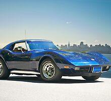 1978 Corvette 'Skyline Vette' by DaveKoontz