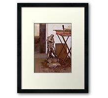 Love Among The Ruins Framed Print