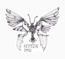 Steampunk Butterfly - Neptune Road Kids Clothes