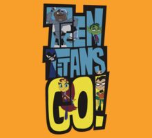 Teen Titans GO! by Proyecto Realengo