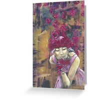 Ethereal Love Greeting Card