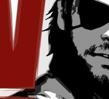 Metal Gear Solid V: The Phantom Pain  Sticker