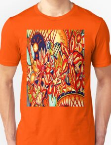 Flowers from Mars Unisex T-Shirt