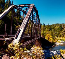 1901 Train Trestle by Tracy Jones
