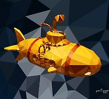 POLY : Submarine by polygn