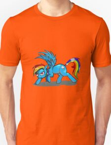 Rainbow Dash Unisex T-Shirt