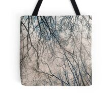 Branches Infrared Nature Tote Bag