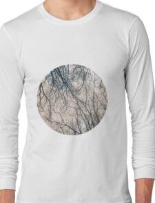 Branches Infrared Nature Long Sleeve T-Shirt