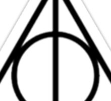 Deathly Hallows Sticker
