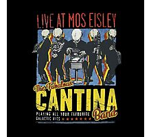 Star Wars - Cantina Band On Tour Photographic Print