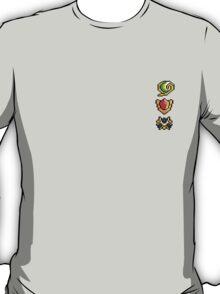 Tiny Spiritual Stones V.2 T-Shirt