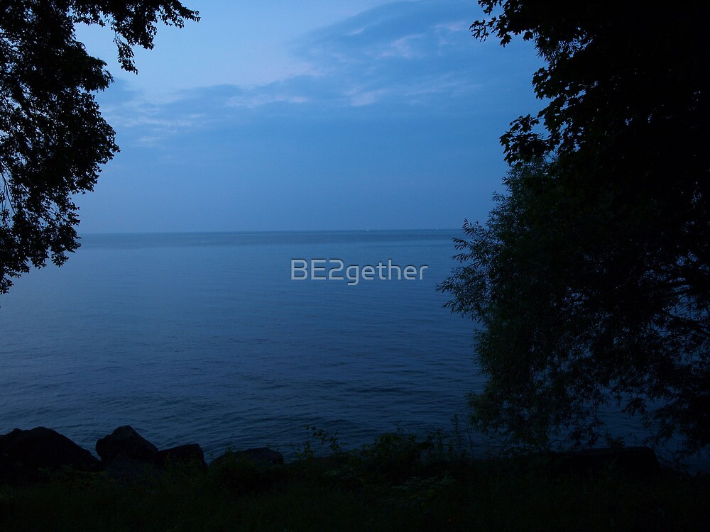 Niagara On The Lake At Dusk - by Elisabeth and Barry King™ by BE2gether