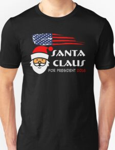 Santa Claus for president 2016  T-Shirt