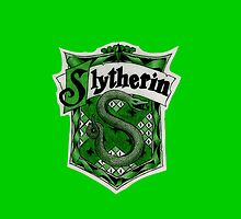 Slytherin by tabaslimo