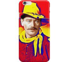 John Wayne in Rio Grande iPhone Case/Skin