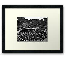 Colosseum, Rome Framed Print